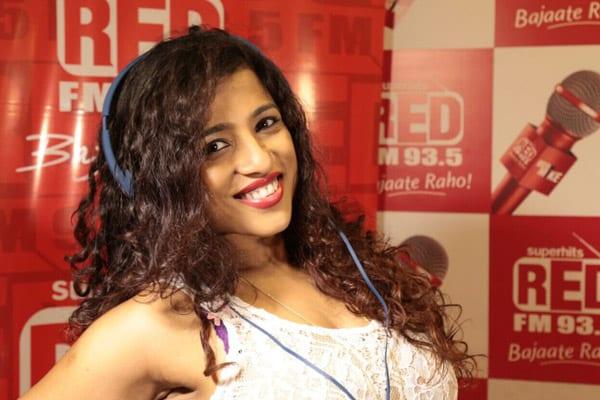 RJ Mallishka, 93.5 Red FM